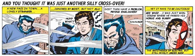 not-spiderman